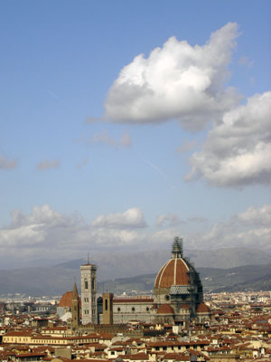 Florence view