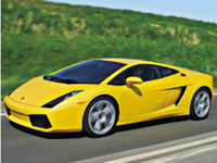 rent supercar in Florence